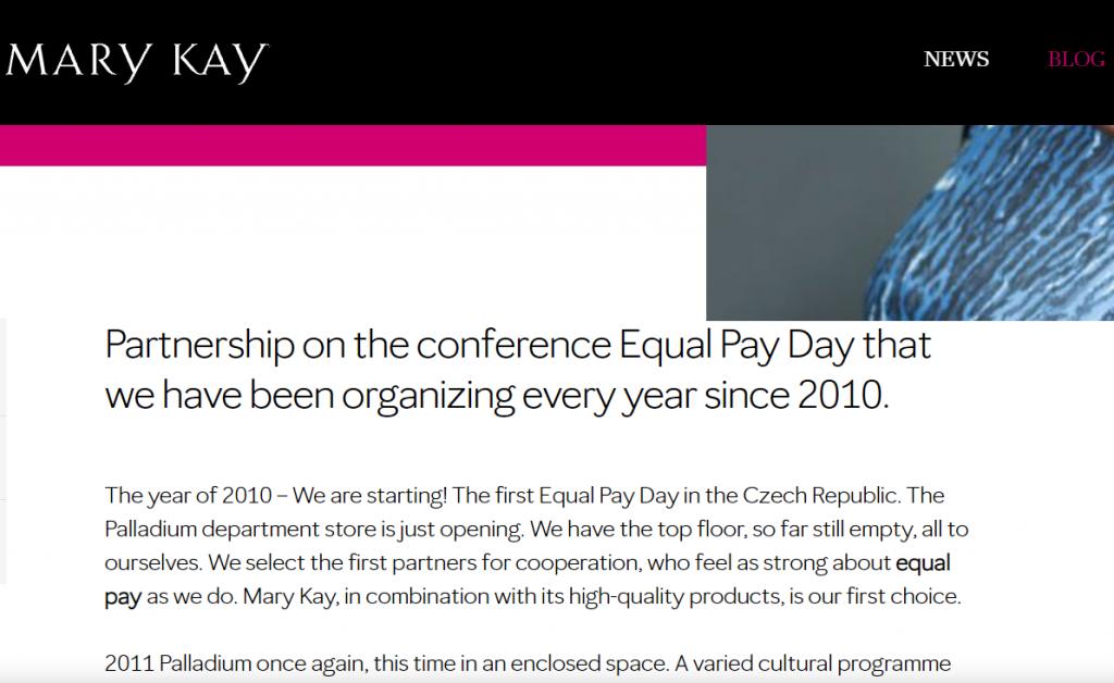 Mary Kay Blog